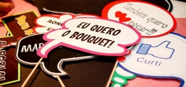 Fun Party Plaques for Wedding Party