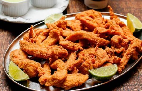 Party bar fried chicken