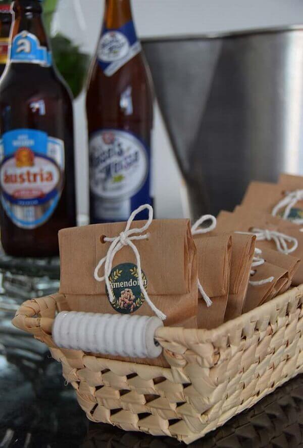 Party bar individual bags