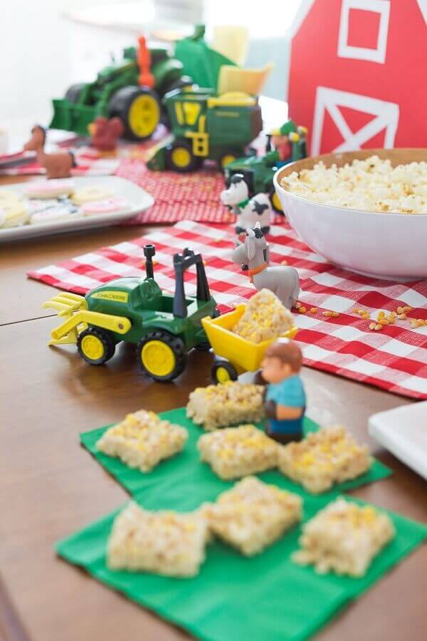 food for party little farm theme Photo Pinterest